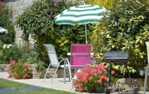 Gite Suzette jardin