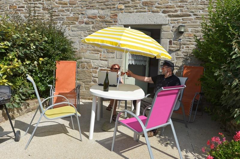 Gite de Suzette au coeur de la Riviera Bretonne