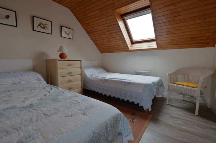 Gite en Bretagne : la chambre enfants
