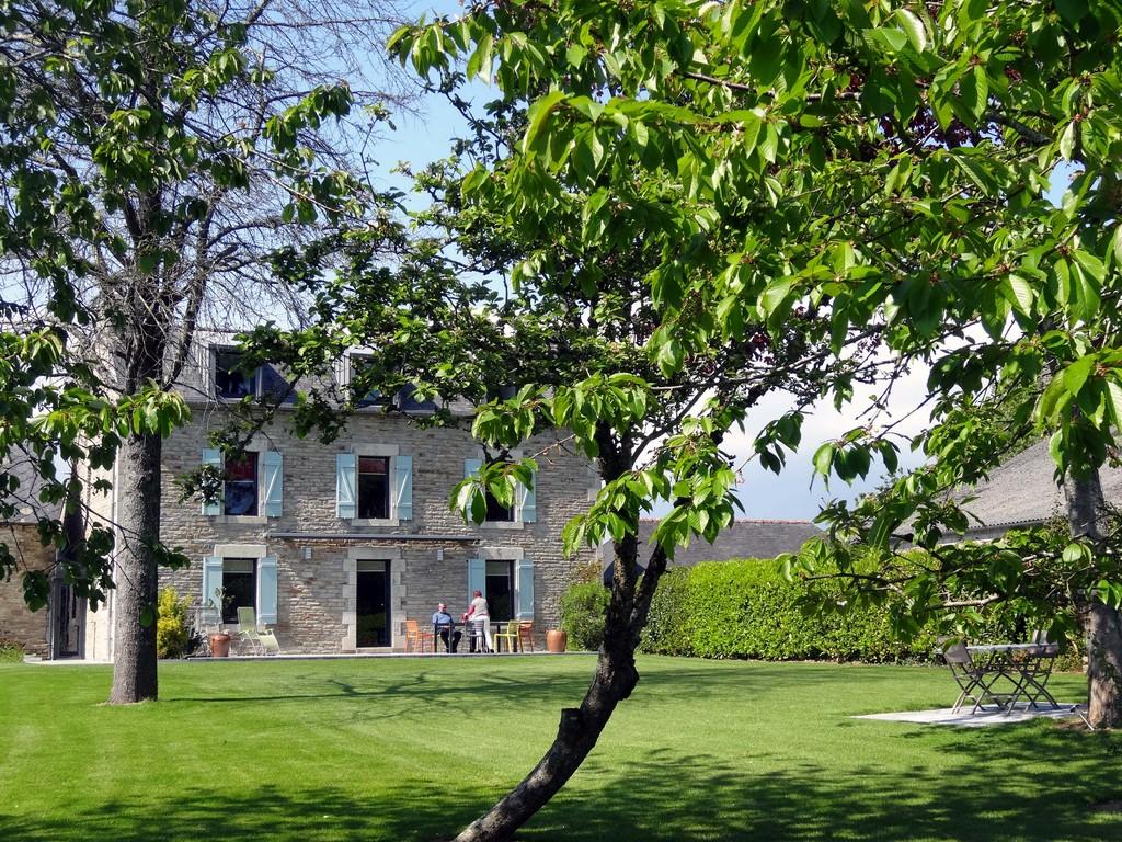Chambre d'hôtes région de Fouesnant