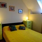 Gite en Bretagne : La chambre du gite 9752