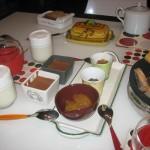 Mousse au chocolat, gâteau et yaourt maison...
