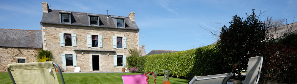maison d'hote location finistere sud